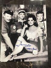Signed Dawn Wells 8x10 Photo Gilligan's Island Mary Ann - Inscribed