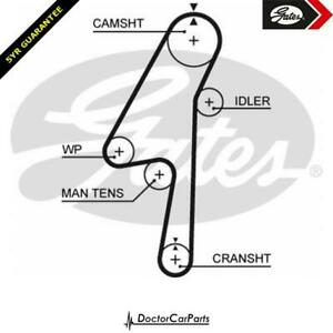 Cam Timing Belt FOR VOLVO XC70 07->ON CHOICE2/2 2.0 2.4 Estate Diesel 136