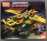 Mega Construx Heroes Masters Of The Universe de Cuerda Raider Ataque el Hombre