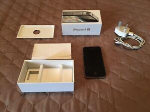 Apple iPhone 4s - 16GB - Black Sprint Good Shape
