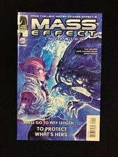 Mass Effect - Invasion # 1 A - Dark Horse Comics