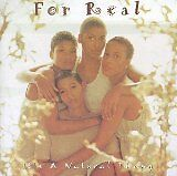 FOR REAL - It's a natural thang - CD Album