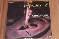 """Fischer-Z – Crazy Girl (1980) (Vinyl 7"""") (1C 006-82 857)"""