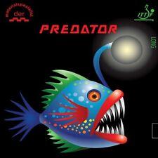 Der Materialspezialist Belag Predator (Langnoppe)