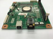 HP LASERJET 2605 Q5965-60001 FORMATTER BOARD NETWORK COMPLETE USED      AA74