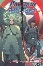 Captain America Secret Empire Tpb Steve Rogers #17-19/Sam Wilson #22-24 Mint