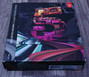 Adobe Master Collection CS5.5 full ver genuine Mac OS X 10.12 Sierra and lower