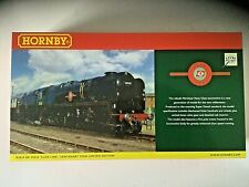 HORNBY R3824 West Country 35028 CLANLINE in BR green - Limited Edn.of 1000, new