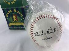 VTG Babe Ruth 100th Anniversary Replica Signature Baseball 1995