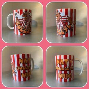 personalised mug cup bullseye darts gameshow bull bully jim bowen dave special