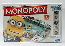 Hasbro A2574 Monopoly Minions Ich Einfach Unverbesserlich Mit Exklusiven Minions