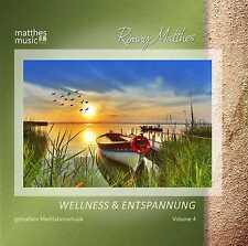 Wellness & Entspannung, Vol. 4 [Gemafreie Entspannungsmusik & Tiefenentspannung]