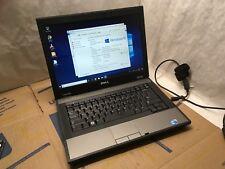 """Dell Latitude E6410 14"""" Laptop - i5 2.4GHZ - 4GB - 160GB - Windows 10 - Battery"""