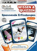 Ravensburger wissen &quizzen Spannende Erfindungen