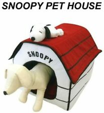 Comon Snoopy Pet House Folding Room Kennel/Pet Bed