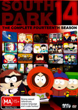 South Park: Season 14 NEW DVD (Region 4 Australia)