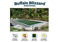 Buffalo Blizzard 30' x 50' SUPREME PLUS Rectangle Swimming Pool Winter Cover