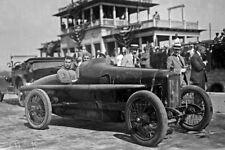 "New 5x7 Photo: Race Car Driver Louis-Joseph ""Louis"" Chevrolet at Speedway"