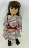 """Pleasant Company American Girl Doll Samantha 18"""" With Dress Shoes Hair Tie"""