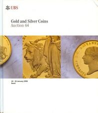 UBS AUCTION 64 AUKTIONSKATALOG 2006 GOLD AND SILVER COINS