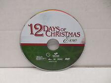 12 Days Of Christmas Eve DVD Movie NO CASE Steven Weber Molly Shannon