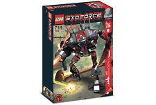 Lego 7702 Exo-Force Robot Thunder Fury ** Sealed Box