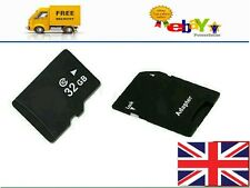 32GB Memory Card Class 10 FREE ADAPTER. SMARTPHONES, TABLETS, UNIVERSAL