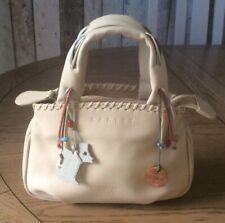 cream radley mini grab bag dot to dog