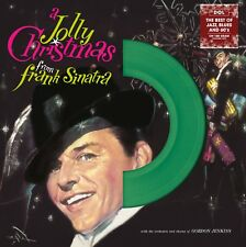 Frank Sinatra - A Jolly Christmas - NEW SEALED import LP limited colored vinyl