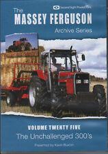 Massey Ferguson Archive DVD-Vol.25: THE UNCHALLENGED 300'S