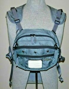 Fishing Chest Pack with Backpack