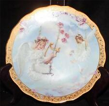 "Vintage Reco Porcelain Sweetly Swinging by Sandra Kuck 8"" Decorative Plate #2"
