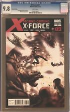 X-Force #27 Second Printing CGC 9.8