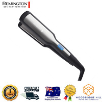 Remington Hair Straightener Extra Wide Plates Advanced Tourmaline Ceramic Styler