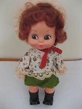 bambola vintage snodabile MIGLIORATI, anni 80-G04