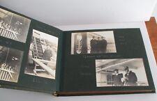 1913 SS KAISER WILHELM Der GROSSE World Cruise Photo Album