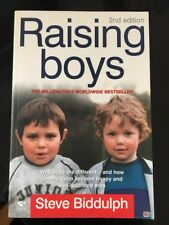Raising Boys By Steve Biddulph Book