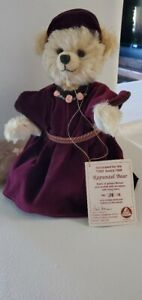 vintage hermann rapunzel growler bear