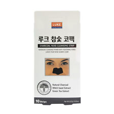 [LUKE] Charcoal Nose Cleansing Strip - 1pack(10pcs) / Free Gift