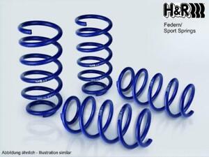 H&R Lowering Springs for Aston Martin V12 Vanquish Vantage R2 20/10 MM