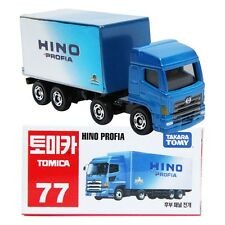 TAKARA TOMY TOMICA 77 Hino PROFIA Delivery Truck Diecast Car Vechicle Toy