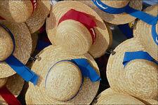 593021 Cappelli Gondoliere Venezia Italia a4 foto stampa texture