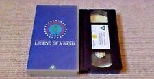 THE MOODY BLUES LEGEND OF A BAND UK PAL VHS VIDEO 1990 Justin Hayward RARE FILM