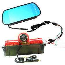 Car Brake Light Camera for Chevrolet Express GMC Savana Cargo VAN with Monitor