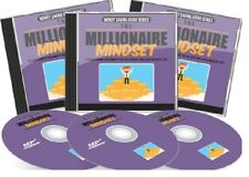 The Millionaire Mindset - Audio Course -  MP3_Audio_Course ! - Free Shipping.