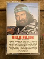 Willie Nelson Always On My Mind Cassette Tape 1982 Music