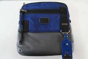 Tumi Annapolis Zip Flap Crossbody Bag New