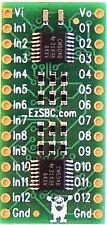 2x Level Shifter, Logic Level Converter 12-Channel 5V to 12V or 12V to 5V