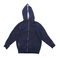 Next Boys Blue Hoodie Age 7 Years
