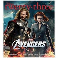 Disney D23 Summer 2012 Magazine Thor Membership Exclusive Cover